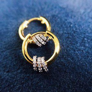 Apm Monaco French Luxury Ring Earrings